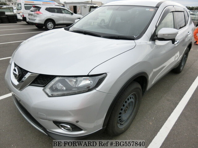 Used 2014 NISSAN X-TRAIL BG557840 for Sale