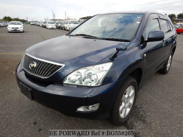 Used 2006 TOYOTA HARRIER BG558265 for Sale