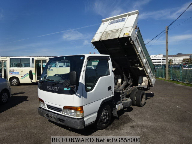Used 1998 ISUZU ELF TRUCK BG558006 for Sale