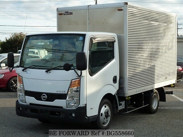 Used 2007 NISSAN ATLAS BG558660 for Sale