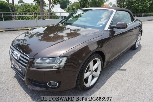 Used 2010 AUDI A5 BG558997 for Sale