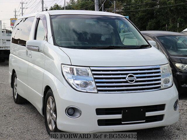 Used 2006 NISSAN ELGRAND BG559432 for Sale