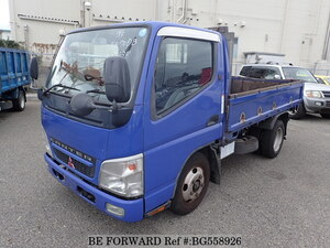 Used 2006 MITSUBISHI CANTER BG558926 for Sale