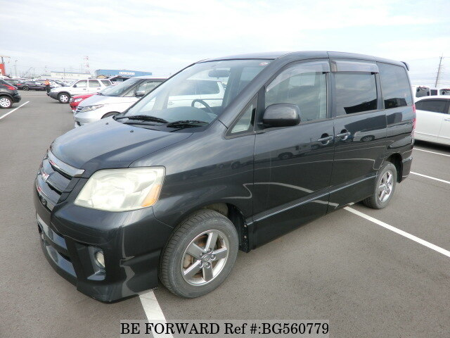 Used 2005 TOYOTA NOAH BG560779 for Sale