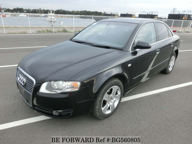 Used 2006 AUDI A4 BG560805 for Sale