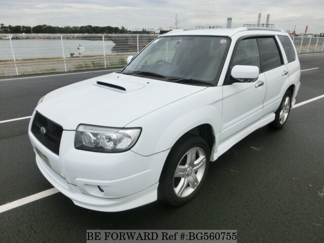 Used 2005 SUBARU FORESTER BG560755 for Sale