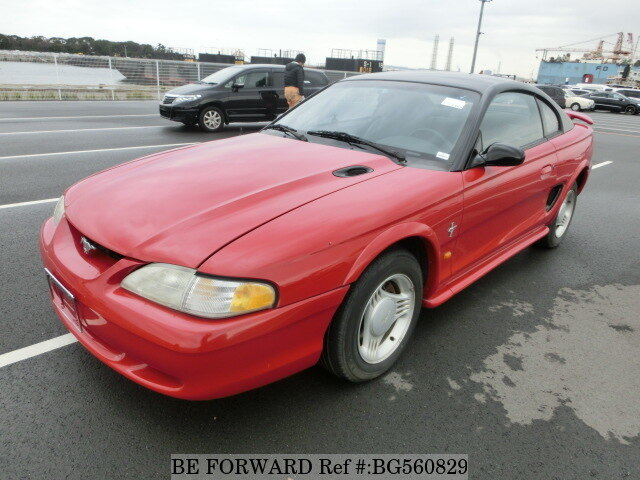 Used 1995 FORD MUSTANG BG560829 for Sale