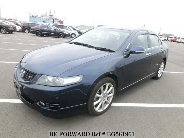 Used 2007 HONDA ACCORD BG561961 for Sale