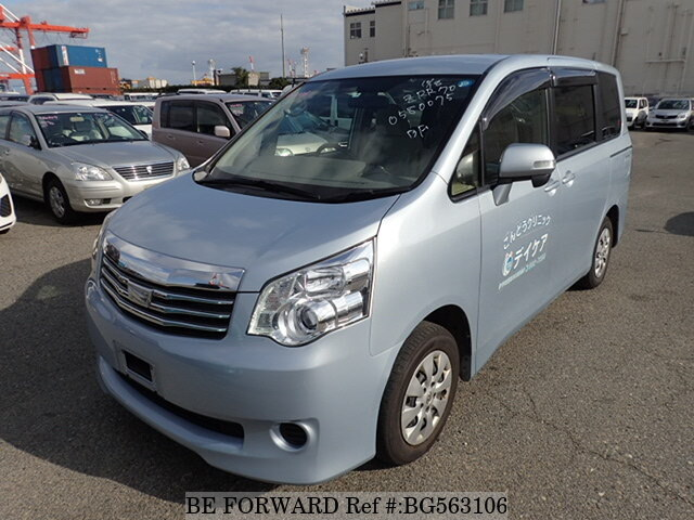 Used 2013 TOYOTA NOAH BG563106 for Sale