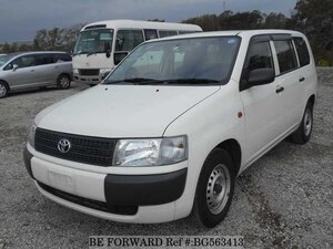 Used 2014 TOYOTA PROBOX VAN BG563413 for Sale