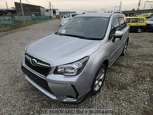 Used 2014 SUBARU FORESTER BG564405 for Sale