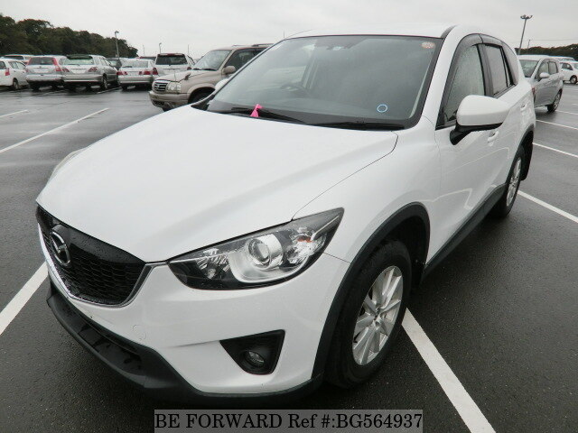 Used 2012 MAZDA CX-5 BG564937 for Sale