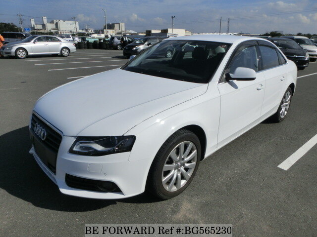 Used 2012 AUDI A4 BG565230 for Sale