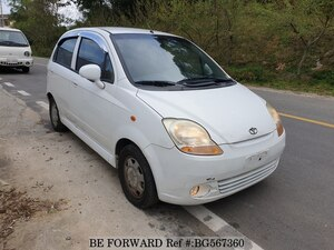 Used 2005 DAEWOO MATIZ BG567360 for Sale