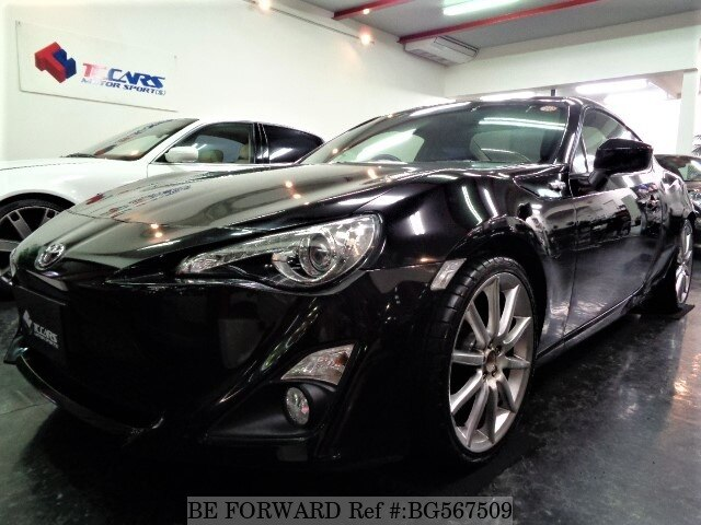 Used 2012 TOYOTA 86 BG567509 for Sale
