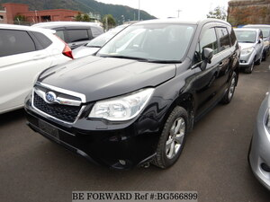 Used 2013 SUBARU FORESTER BG566899 for Sale