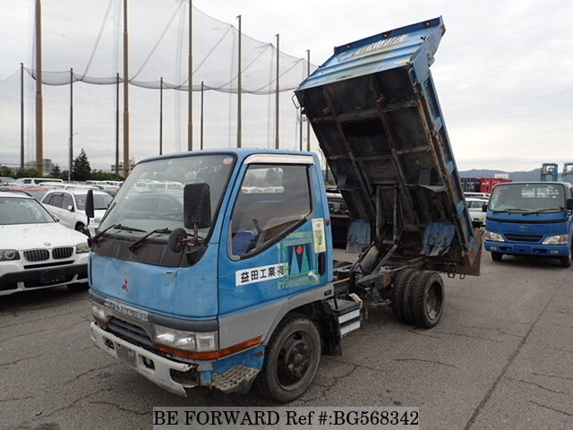 Used 1996 MITSUBISHI CANTER BG568342 for Sale