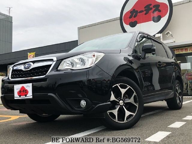 Used 2013 SUBARU FORESTER BG569772 for Sale