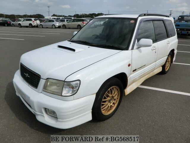 подержанные 2000 Subaru Forester Stb Stigf Sf5 на продажу