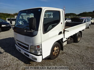 Used 2006 MITSUBISHI CANTER BG569305 for Sale