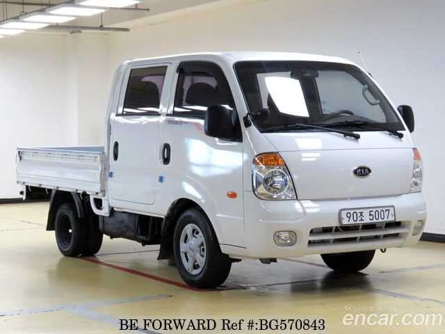 Used 2010 KIA BONGO BG570843 for Sale