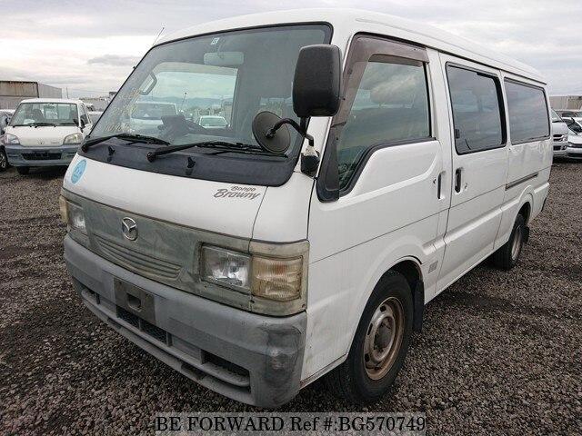 Used 2005 MAZDA BONGO BRAWNY VAN/TC-SKE6V for Sale ...