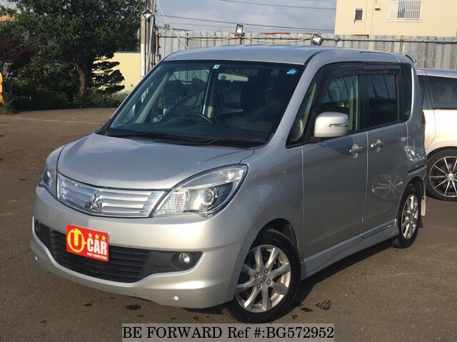 Used 2013 MITSUBISHI DELICA D2 BG572952 for Sale