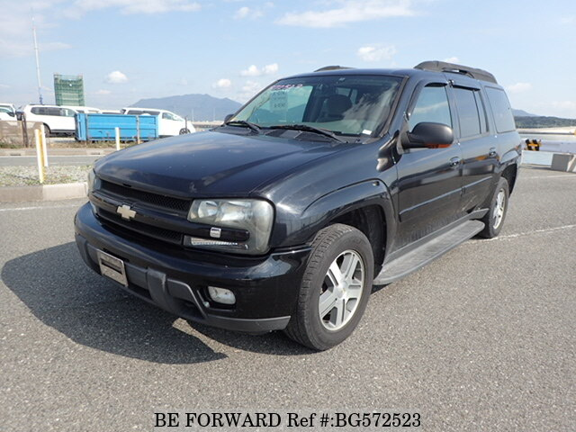Used 2005 CHEVROLET TRAILBLAZER BG572523 for Sale