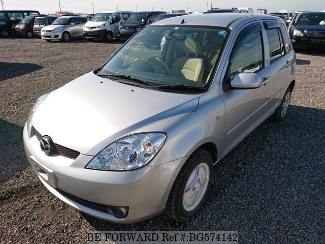 Used 2007 MAZDA DEMIO BG574142 for Sale