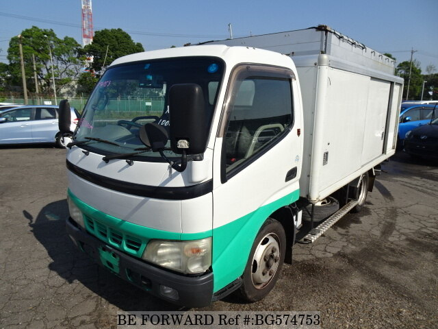 Used 2005 TOYOTA TOYOACE BG574753 for Sale
