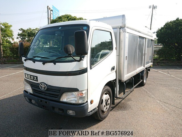 Used 2008 TOYOTA DYNA TRUCK BG576924 for Sale