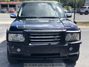 Used 2006 LAND ROVER RANGE ROVER BG578517 for Sale
