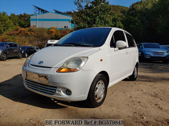 Used 2005 DAEWOO MATIZ BG579843 for Sale