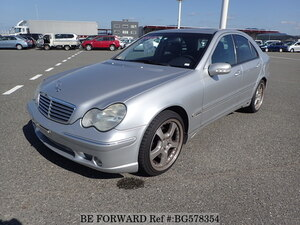Used 2001 MERCEDES-BENZ C-CLASS BG578354 for Sale