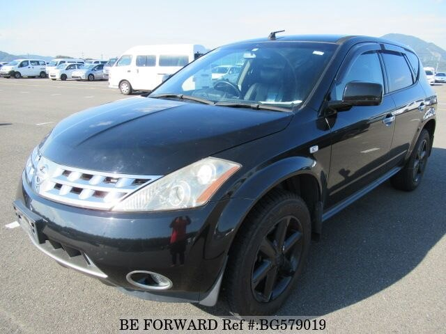 Used 2004 NISSAN MURANO BG579019 for Sale