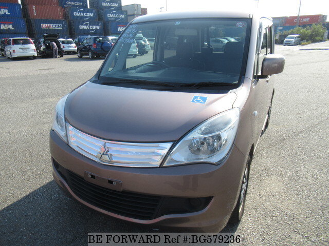 Used 2011 MITSUBISHI DELICA D2 BG579236 for Sale