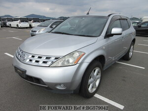 Used 2004 NISSAN MURANO BG579042 for Sale