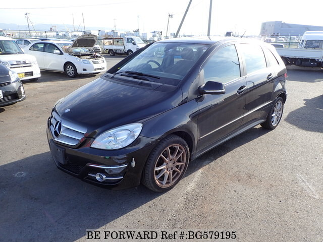 Used 2010 MERCEDES-BENZ B-CLASS BG579195 for Sale