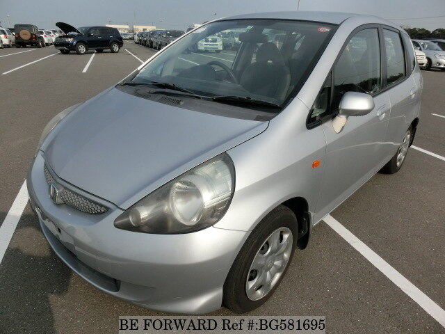 Used 2005 HONDA FIT BG581695 for Sale