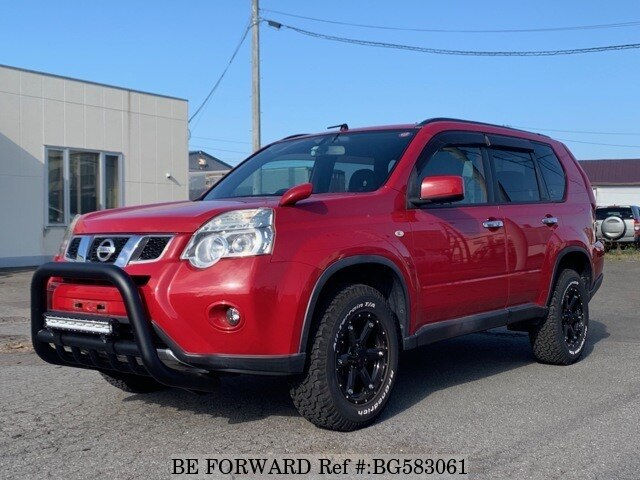 Used 2011 NISSAN X-TRAIL BG583061 for Sale