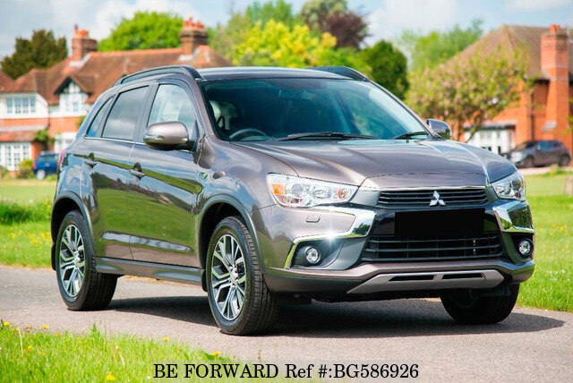 Used 2018 MITSUBISHI ASX BG586926 for Sale
