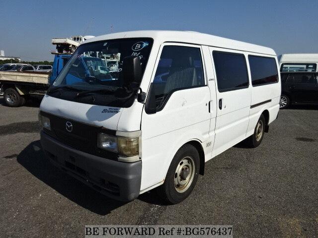 Used 1999 MAZDA BONGO BRAWNY VAN DX/KG-SK56M for Sale ...