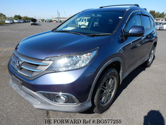 Used 2012 HONDA CR-V BG577255 for Sale