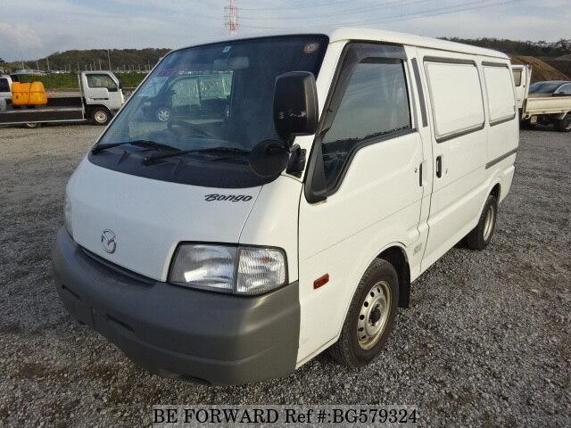 Used 2012 MAZDA BONGO VAN/ABF-SKP2V for Sale BG579324 - BE ...