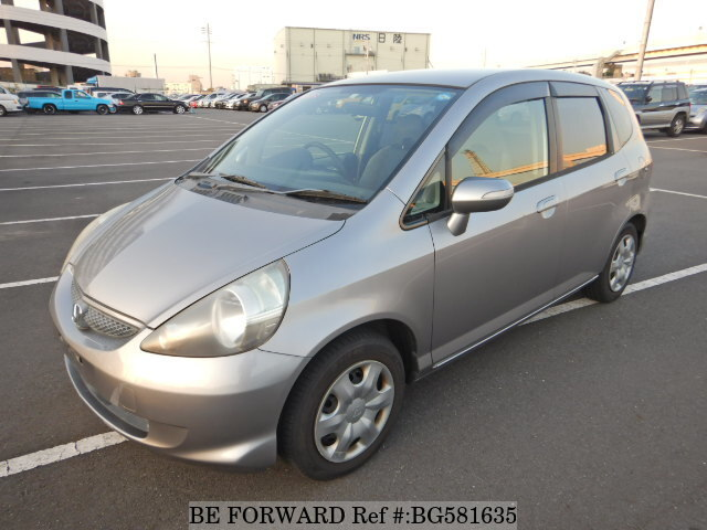 Used 2005 HONDA FIT BG581635 for Sale