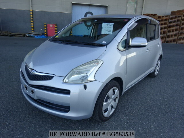 Used 2006 TOYOTA RACTIS BG583538 for Sale