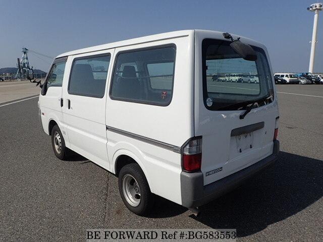Used 2009 MAZDA BONGO VAN/ADF-SKF2V for Sale BG583553 - BE ...