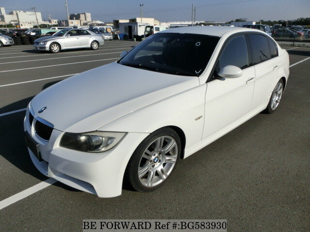 Used 2007 BMW 3 SERIES BG583930 for Sale