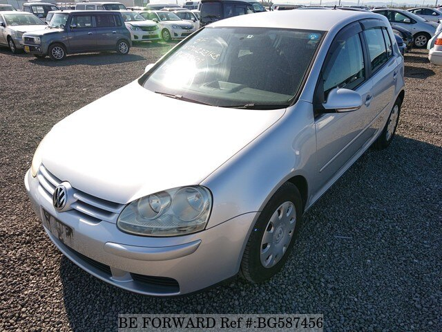 Used 2007 VOLKSWAGEN GOLF BG587456 for Sale