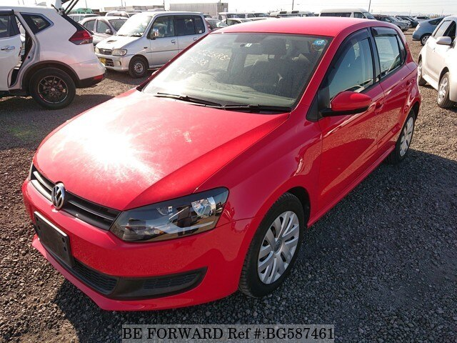 Used 2011 VOLKSWAGEN POLO BG587461 for Sale